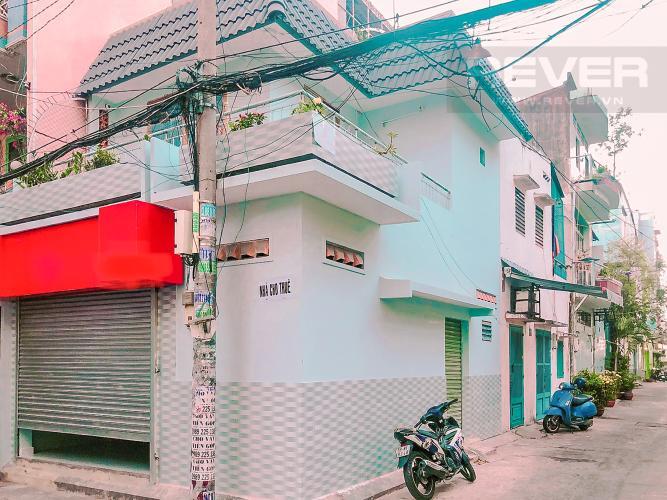 Mặt Tiền Bán nhà phố trên đường Nguyễn Kim 69m2, 2PN 2WC, mặt tiền rộng