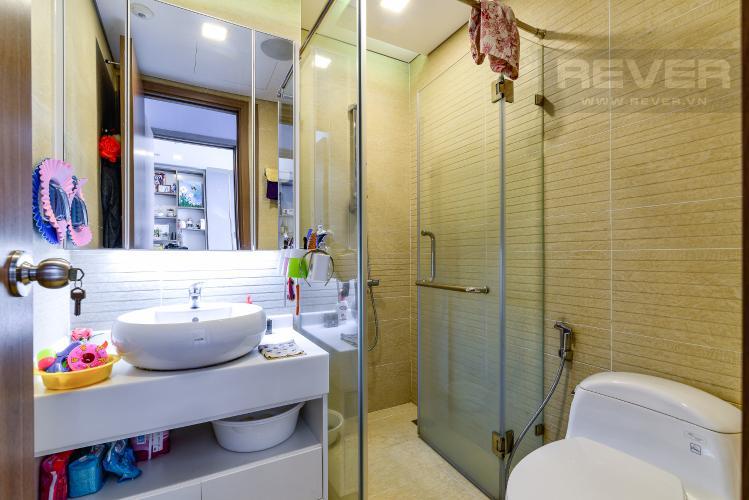 Phòng Tắm 2 Căn hộ Vinhomes Central Park tầng cao, 2PN, đầy đủ nội thất