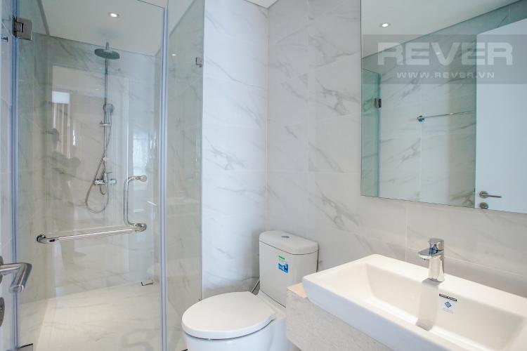 Phòng Tắm 2 Bán hoặc cho thuê căn hộ Đảo Kim Cương 3PN tầng cao tháp Maldives, đầy đủ nội thất, view sông và Bitexco