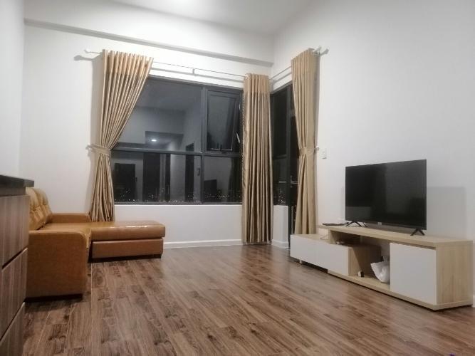 phòng khách căn hộ mizuiki park Căn hộ Mizuki Park tầng cao, bàn giao đầy đủ nội thất.