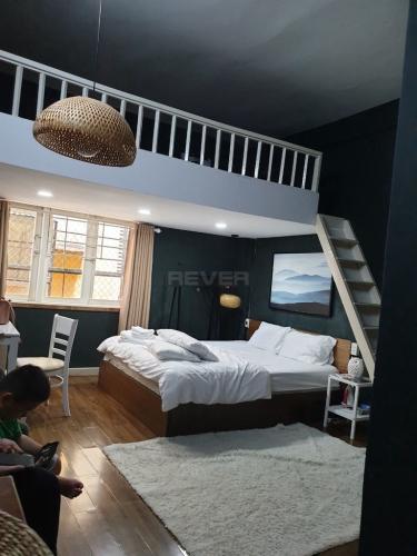 Chung cư Nguyễn Thái Bình thiết kế kỹ lưỡng, nội thất đầy đủ.