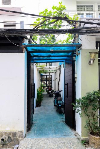 Lối Vào Nhà Bán nhà phố 2 tầng, Đường Số 5, Villa Thảo Điền Compound Q.2, diện tích đất 143m2, đầy đủ nội thất