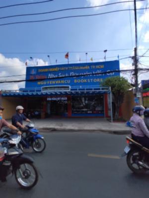 Bán nhà mặt tiền đường Phan Văn Hớn, Hóc Môn, diện tích 660m2, sổ hồng công nhận toàn bộ