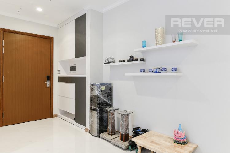 Trang Trí Căn hộ Vinhomes Central Park 3PN đầy đủ nội thất, có thể dọn vào ở ngay