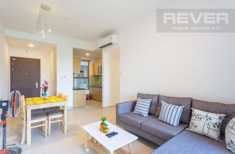 Tổng Quan Cho thuê căn hộ The Sun Avenue tầng cao 2PN đầy đủ nội thất