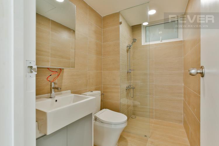 Toilet 2 Căn hộ Vista Verde tầng trung, tháp T2, 3PN, view hồ bơi