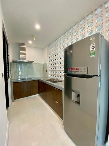 Phòng bếp Feliz En Vista Căn hộ Feliz En Vista nội thất cơ bản, view nội khu.