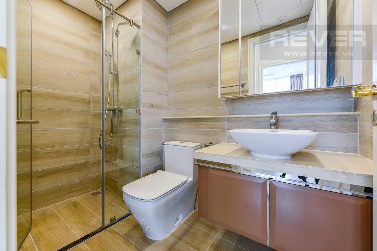 Phòng tắm 2 Căn hộ Vinhomes Golden River tầng thấp tòa Aqua 4, 73,3m2, 2 phòng ngủ, full nội thất