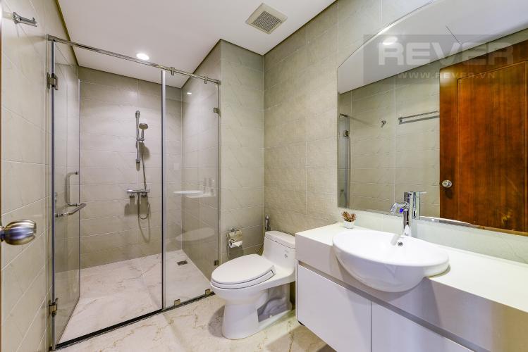 Phòng tắm Căn hộ Vinhomes Central Park 1 phòng ngủ tầng trung C2 view sông