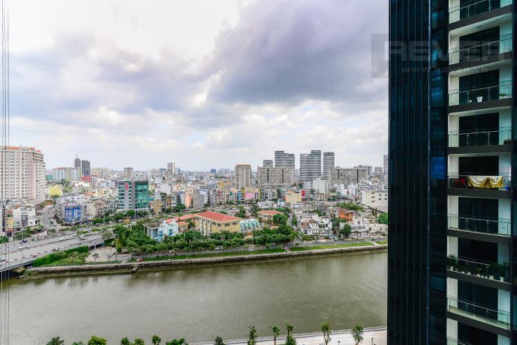 View Cho thuê căn hộ Vinhomes Golden River 1PN, đầy đủ nội thất, ngay trung tâm Quận 1