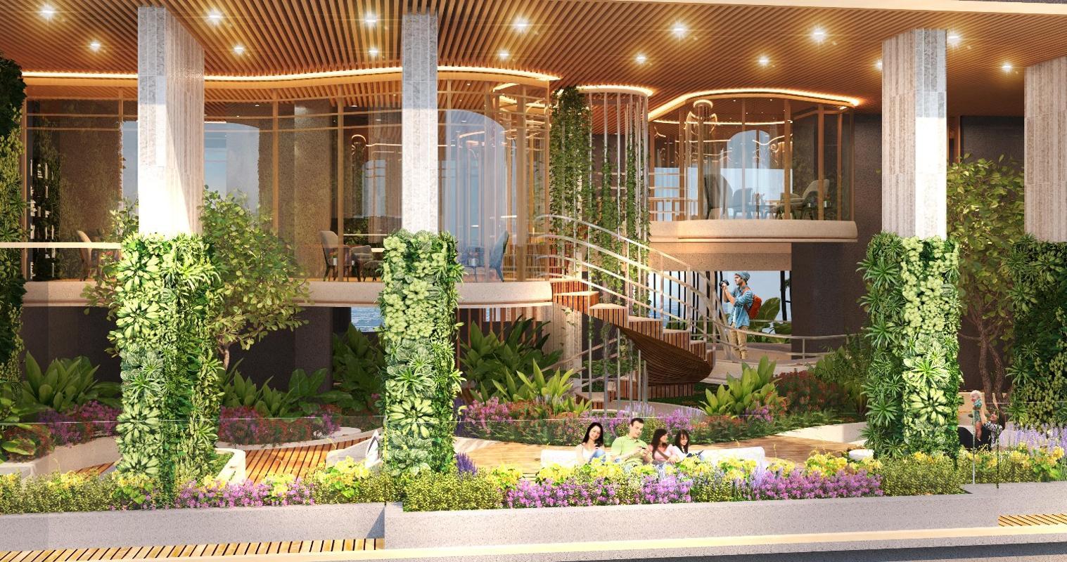 Landscape-4-1 Bán căn hộ Q2 Thao Dien 3PN, tầng trung, diện tích 93m2, căn đẹp giá tốt, view sông