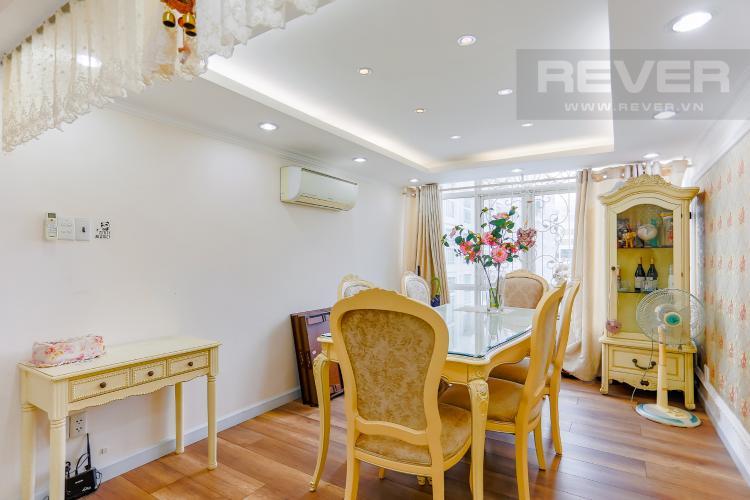 Phòng Ăn Duplex Phú Hoàng Anh 3 phòng ngủ view hồ bơi