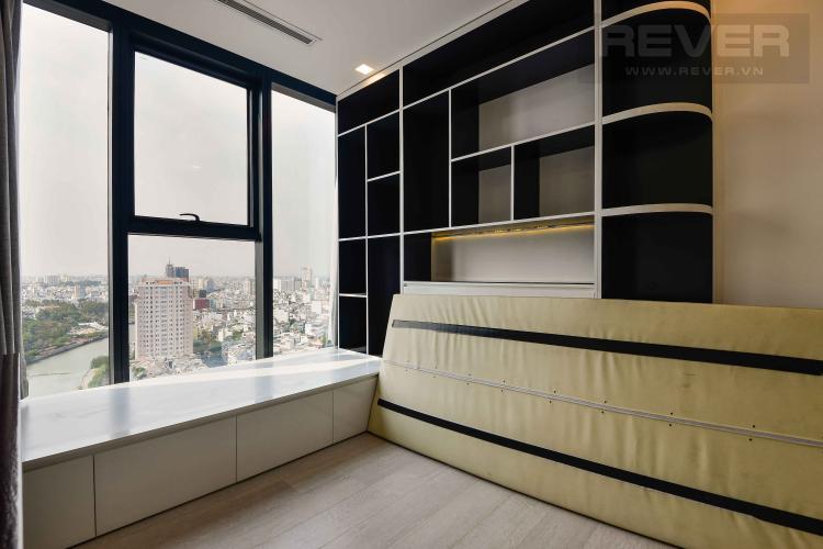 Phòng Ngủ 1 Bán căn hộ Vinhomes Golden River 110.7m2 3PN 2WC, view sông, nội thất cao cấp