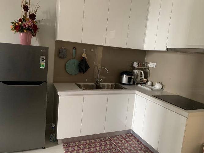 Phòng bếp căn hộ MASTERI AN PHÚ Cho thuê căn hộ Masteri An Phú 2PN, tầng 15, đầy đủ nội thất