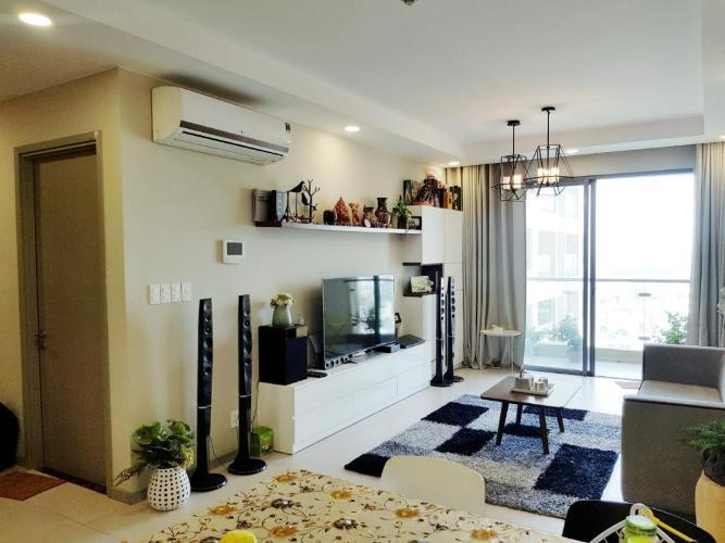 Bán căn hộ The Gold View 2PN, tháp A, đầy đủ nội thất, view hồ bơi và kênh Bến Nghé