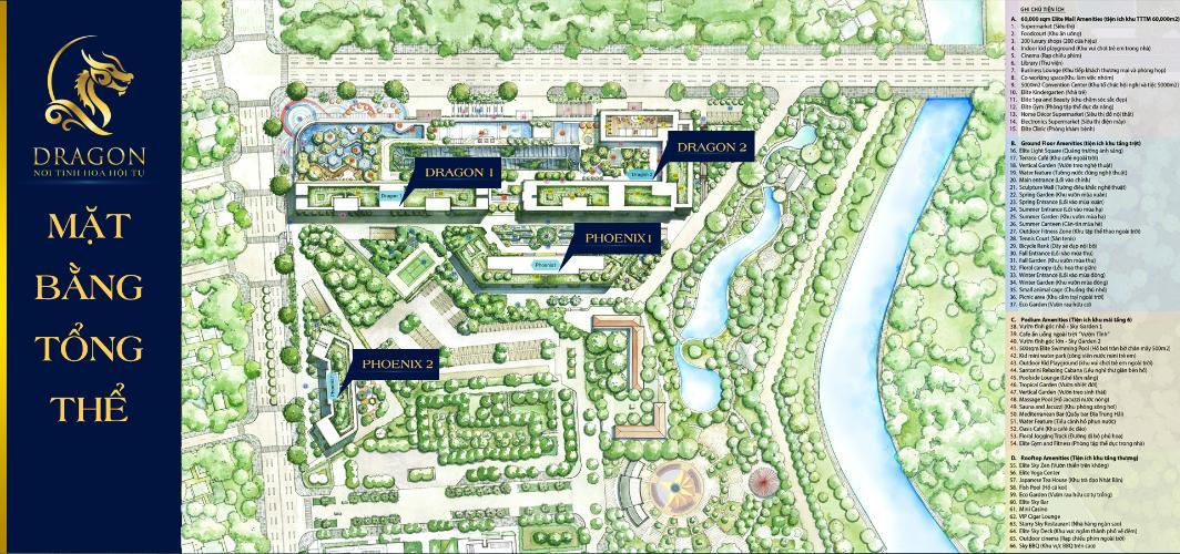 Tổng quan dự án Topaz Elite Căn hộ Topaz Elite hướng Đông Nam, view thành phố sầm uất.