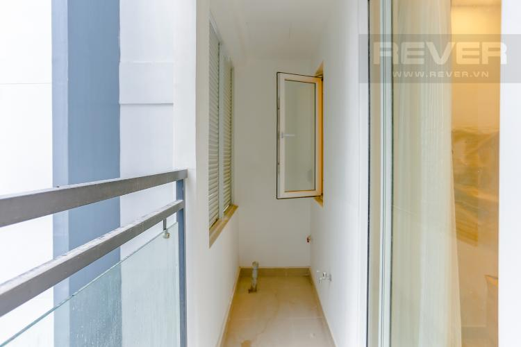 Lô Gia Căn hộ Florita 2 phòng ngủ tầng thấp tháp A view nội khu
