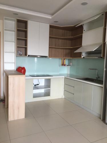 bếp căn hộ M-One Nam Sài Gòn Căn hộ M-One Nam Sài Gòn ban công hướng Đông Nam, nội thất đầy đủ.