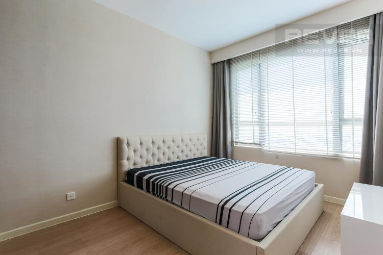 Phòng Ngủ 1 Căn hộ The View Riviera Point 2 phòng ngủ tầng cao T5 nội thất đầy đủ