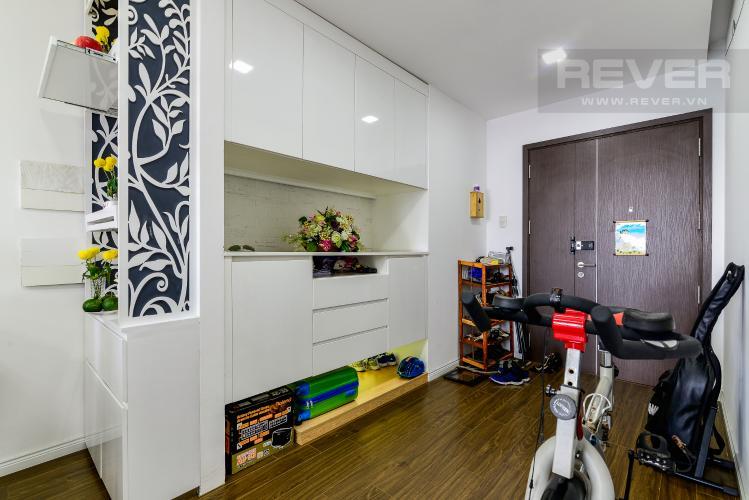 Trang Trí Bán căn hộ The Prince Residence Phú Nhuận 2PN, nội thất đầy đủ