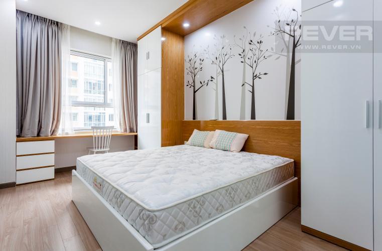 Phòng ngủ Căn hộ Lexington Residence tầng cao tháp LC thiết kế đẹp, tiện nghi