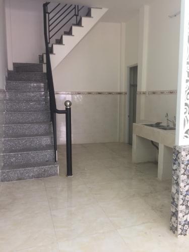 khu vực bếp Bán nhà phố đường hẻm 500 Đoàn Văn Bơ, diện tích đất 46.2m2
