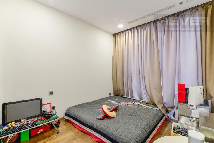 Phòng Ngủ 3 Căn góc Vinhomes Central Park 4 phòng ngủ tầng cao P2 view sông