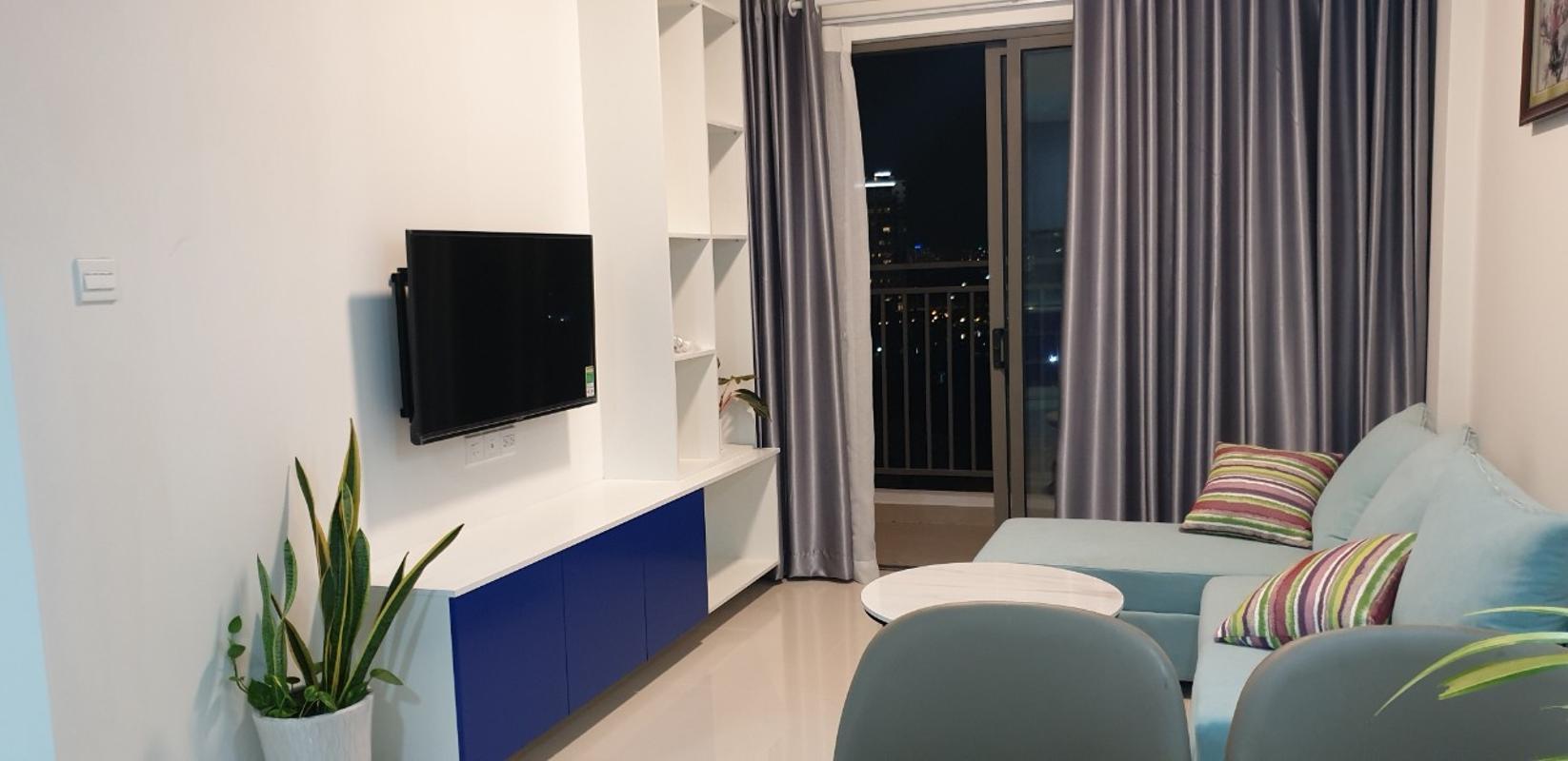 d2ea4363e4f503ab5ae4 Cho thuê căn hộ The Sun Avenue 2PN, tầng thấp, block 2, đầy đủ nội thất, hướng Tây Nam