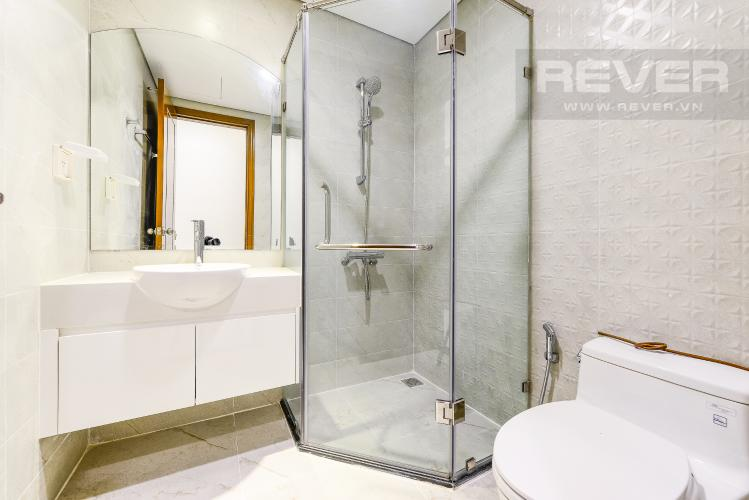Phòng tắm 2 Căn hộ Vinhomes Central Park 2 phòng ngủ tầng trung L4 hướng Đông Bắc