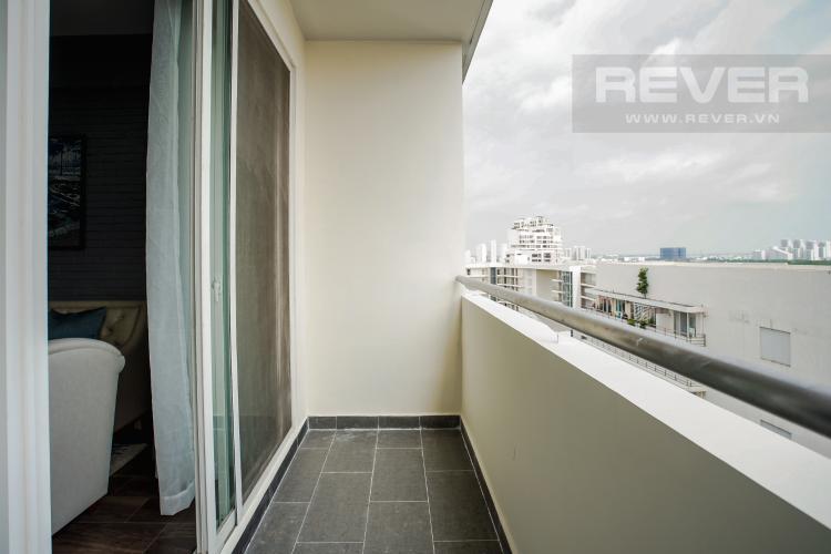 Ban Công 1 Cho thuê căn hộ Grand View 3 phòng ngủ, đầy đủ tiện ích, view sông