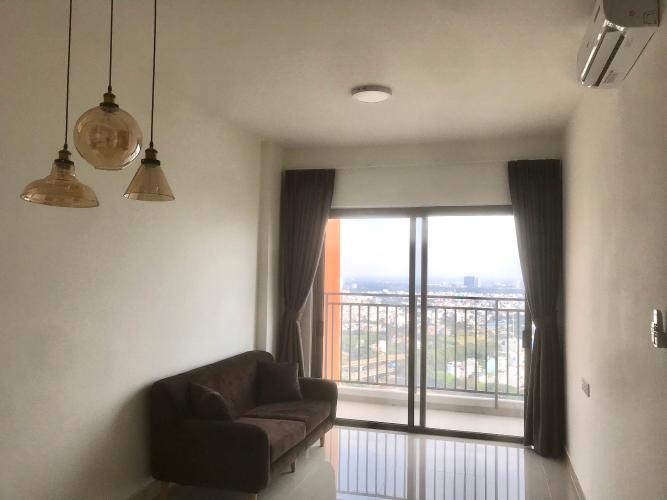 Cho thuê căn hộ The Sun Avenue tầng trung, 2 phòng ngủ, diện tích 75m2, nội thất cơ bản
