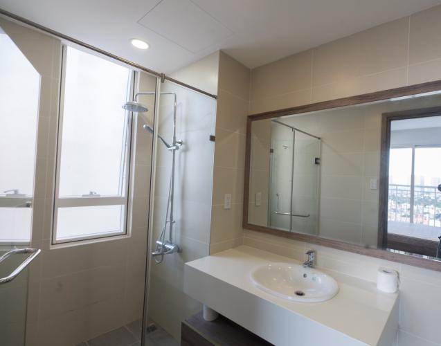Nhà vệ sinh căn hộ Tropic Garden Căn hộ Tropic Garden tầng cao - nội thất cơ bản