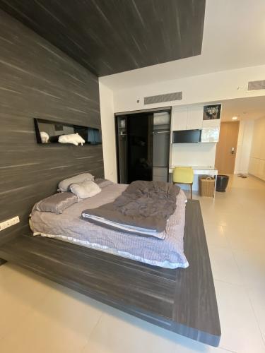 Căn hộ Gateway Thảo Điền tầng cao, nội thất hiện đại.