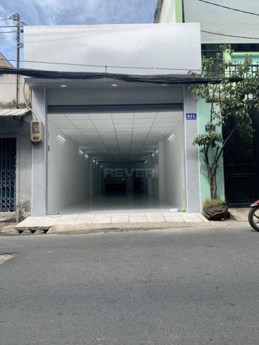 Nhà phố mặt tiền đường Võ Thành Trang, thuận tiện kinh doanh.