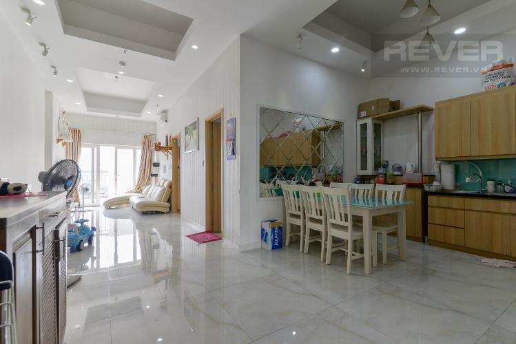 Bán căn hộ 3 phòng ngủ Homyland 2, tầng thấp, diện tích 103m2, đầy đủ nội thất