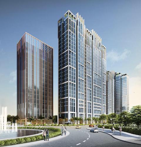 Bán căn hộ CitiAlto thuộc tầng trung, diện tích 52.8m2 gồm 2 phòng ngủ và 2 toilet. Chưa bàn giao