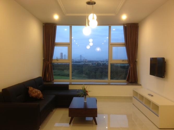 Căn hộ chung cư La Casa đầy đủ nội thất cao cấp, view thành phố.