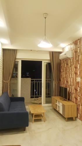 Phòng khách căn hộ HOMYLAND 2 Cho thuê căn hộ 2 phòng ngủ Homyland 2, tầng 12, diện tích 69m2, đầy đủ nội thất