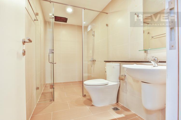 Toilet 2 Căn ghép Masteri Thảo Điền 4 phòng ngủ tầng cao tháp T1 đầy đủ nội thất