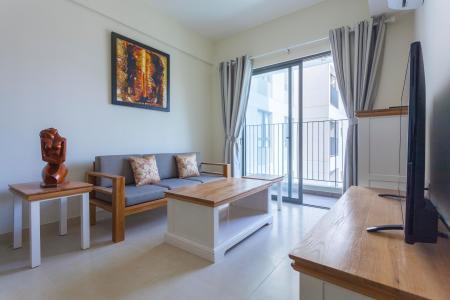 Căn hộ Masteri Thảo Điền 2 phòng ngủ tầng cao T1 đầy đủ nội thất