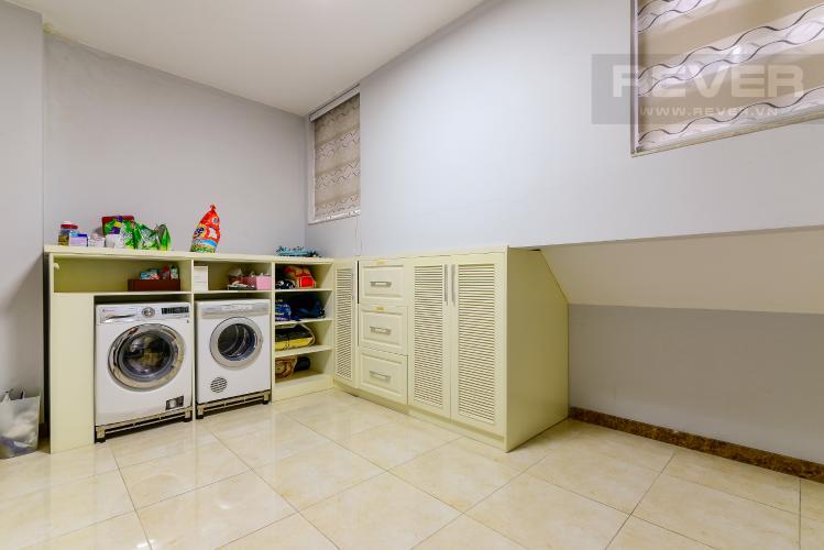 Phòng Giặt Cho thuê biệt thự Khu dân cư An Phú, hướng Đông Nam, thiết kế sang trọng, đầy đủ nội thất