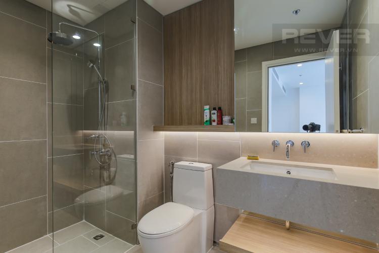 Phòng Tắm Bán hoặc cho thuê căn hộ City Garden 1PN, tầng thấp, diện tích 65m2, đầy đủ nội thất