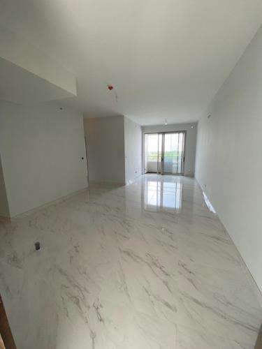 phòng khách căn hộ midtown Căn hộ Phú Mỹ Hưng Midtown đầy đủ nội thất, view thành phố và sông.