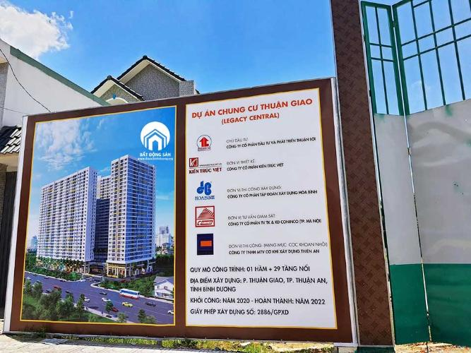 Legacy Central -