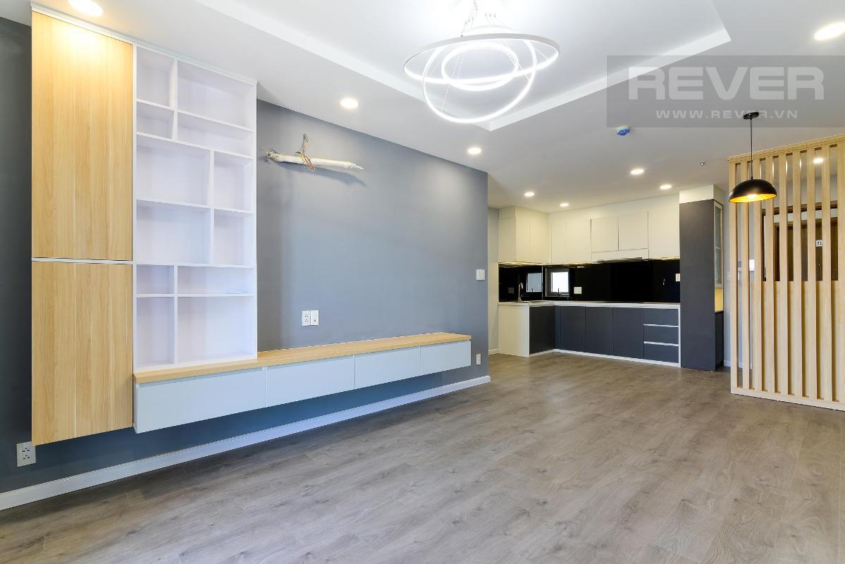 can-ho-DE-CAPELLA Bán căn hộ De Capella 2PN, diện tích 95m2, đầy đủ nội thất, căn góc view thoáng
