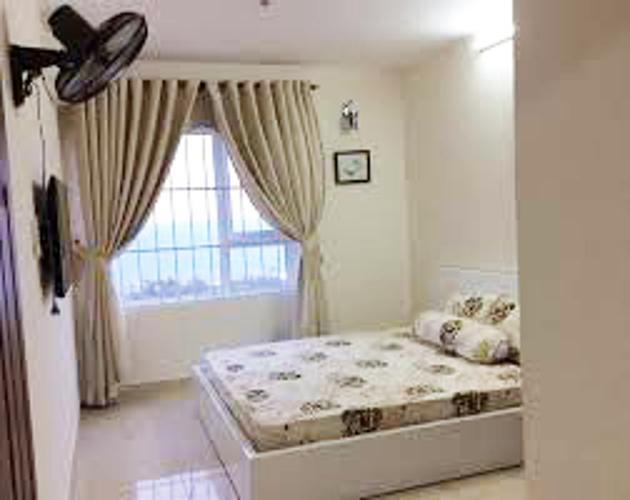 phòng ngủ chung cư Đường Sắt, Quận 3 Căn hộ chung cư Đường Sắt hướng Tây Bắc, nội thất cơ bản.