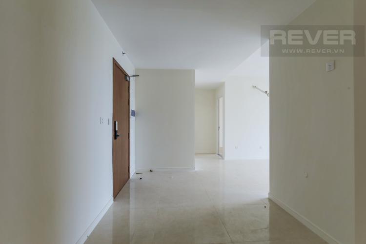 Phòng Bếp Căn hộ Masteri Millennium tầng trung, block A, 2 phòng ngủ, view sông