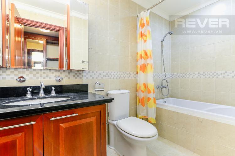 Phòng Tắm 2 Căn hộ The Manor 3 phòng ngủ tầng trung tháp G nhà trống