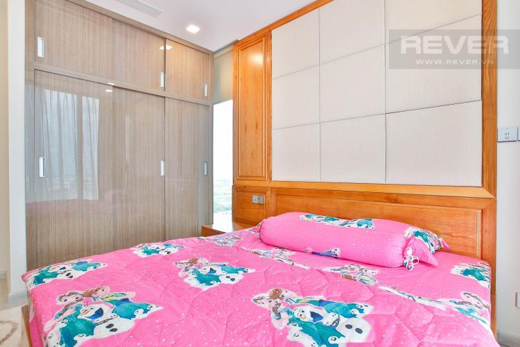 Phòng Ngủ 2 Căn hộ Vinhomes Golden River 3 phòng ngủ tầng cao A4 view sông