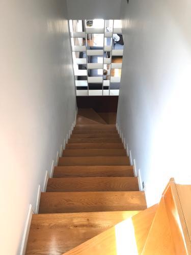 Cầu thang Star Hill Phú Mỹ Hưng, Quận 7 Căn hộ Star Hill Phú Mỹ Hưng 3 phòng ngủ, nội thất sang trọng.